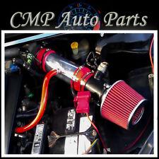 RED AIR INTAKE KIT FIT 02-06 Nissan Altima / Murano 3.5L SE, SE-R, SL V6