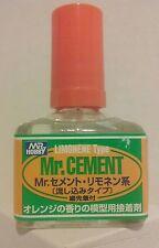 Mr Hobby /Mr Cement Limonene type, 40ml.