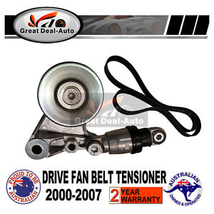 Drive Fan Belt Tensioner Fit for Nissan Navara D22 Patrol GU Y61 ZD30 3.0L 00-07