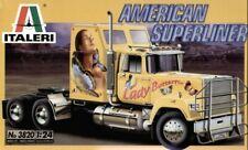Italeri 1/24 Mack American Superliner # 3820