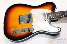 Fender USA American Deluxe Telecaster sunburst rare useful EMS F/S*