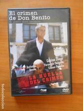 DVD EL CRIMEN DE DON BENITO - GABINO DIEGO - LA HUELLA DEL CRIMEN (7O)