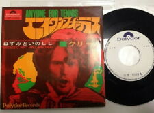 "CREAM Anyone For Tennis JAPAN 7"" POLYDOR WHITE PROMO DP-1588 Eric Clapton"
