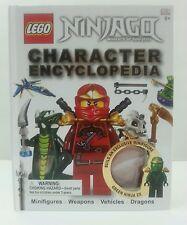 Lego Ninjago Character Encyclopedia DK Publishing Hardcover Book