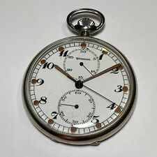 Rare Swiss Made Lecoultre  Whitnauer Antique pocket watch