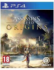 Assassin's Creed Origins (Sony PlayStation 4, 2017)