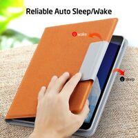 ESR Bluetooth Keyboard Case iPad Mini 4/5 Sleep Wake Protective Cover Orange