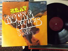 BEAT ROCK & BLUES AUS DER VR POLEN DDR AMIGA LP:SKALDEN ANAWA STAN BORYS(855394)