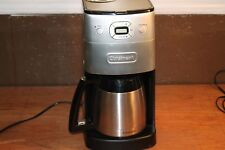 Cuisinart DGB-650 Grind-and-Brew Thermal 10-Cup Automatic Coffeemaker