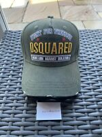 Dsquared Cap Brand New With Tags