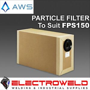 Particle Filter - AWS Welding Fume Extraction System Exhaust Ventilation LEV