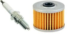 Honda Oil Filter NGK Spark Plug Tune up Fourtrax TRX300 TRX 300 FW 1988-2000