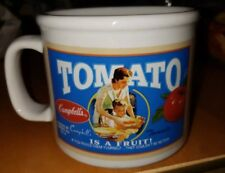 Houston Harvest 2005 Campbells Tomato Soup Mug Cup