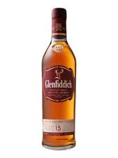 Glenfiddich 15YO Solera Reserve Single Malt Scotch Whisky 750ml(Boxed)