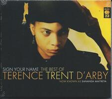 Terence Trent D'Arby - Sign Your Name - The Best Of / Greatest Hits 2CD NEW