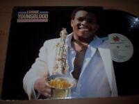NM 1981 Lonnie Youngblood LP Album