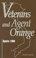 Veterans and Agent Orange: Update 1996