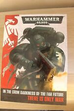 Warhammer 40k Rulebook - 7th Edition Box Set - Hardcover - 3 Books w/ Slipcase