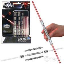 NEW Star Wars Science Darth Maul MINI SPADA LASER Costruisci il tuo KIT UFFICIALE