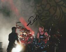 Stephen Perkins Jane's Addiction Drummer Hand Signed 8x10 Authentic Photo w/COA