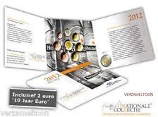 "NEDERLAND NATIONALE BU SET 2012 MET SPECIALE 2 EURO: ""10 JAAR EURO"""