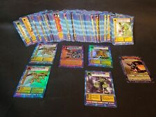 Digimon Digi-Battle Card Game Starter Holo Rare lot Ultra Digivolve Wargreymon