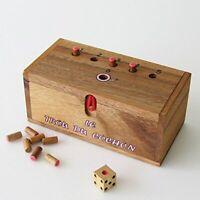 LE TROU DU COCHON ® jeu de société familial en bois massif de 2 à 6 jou ...