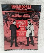 INNAMORTA~from Artists and Models-Dean Martin-Jerry Lewis