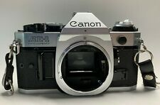 CANON AE-1 PROGRAM 35MM FILM CAMERA BODY PHOTOGRAPHY OLD VINTAGE