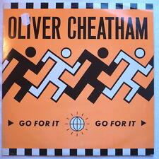 """OLIVER CHEATHAM - Go for it - UK-12""""-Maxi"""