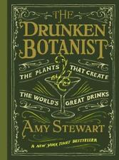THE DRUNKEN BOTANIST - STEWART, AMY - NEW pdf eb0ok