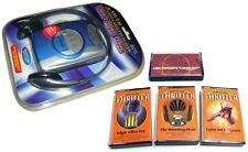 LENNOX SOUND 1129 AM/FM Stereo Cassette Player With Headphones 2002 Cassette SET