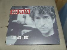 BOB DYLAN LOVE AND THEFT CD GOOD CONDITION