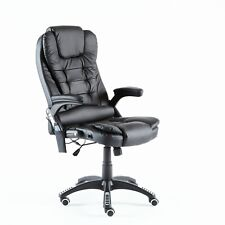 Neo Executive Gaming Computer Desk Office Swivel Recliner Massage Chair