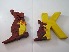 New Puzzles,Jigsaw, Toys & Hobbies Kangaroo Themed Jigsaw Puzzles