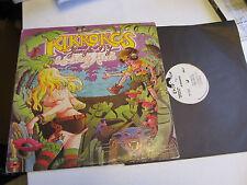 Kikrokos Jungle DJ and Dirty Kate Polydor DJ LP 6171 promo 1978 original rare!!
