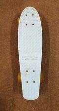 "KRYPTONICS 1965 TORPEDO 22"" Blue Skateboard"