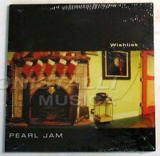 PEARL JAM - WISHLIST - CD Single Sigillato
