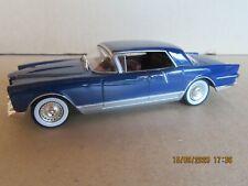 748N IXO Facel Vega Excellence 1960 Limousine Blue 1:43