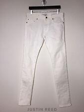 Saint Laurent 2013 White Denim Jeans