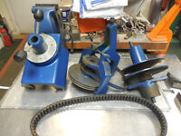 """CLAUSING 15/"""" DRILL PRESS VARIABLE SPEED LINKAGE 15,16,17 SERIES"""