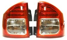 Jeep Compass MK49 2011-2015 SUV Rear Tail Signal Lights Lamp ONE Set Left+Right