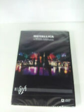 dvd musicale Metallica S & M with the symphony orchestra