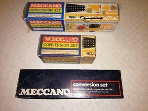 MECCANO Conversion Sets