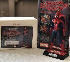 Amazing Spider-man Marvel Comics Maquette Statue 2004 Spiderman #1567