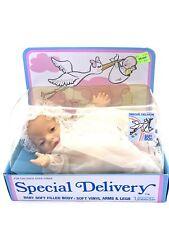 VINTAGE RARE UNEEDA SPECIAL DELIVERY BABY  BABY NEW IN BOX