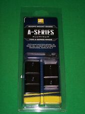 Nikon A-Series Winchester 70 Scope Bases Fits A-Series Rings 16172 Matte Black