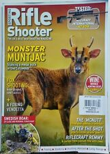 Sporting Rifle Shooter UK Issue 19 Monster Muntjac Hunting Deer FREE SHIPPING sb