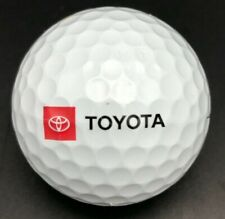 Toyota Logo Golf Ball (1) Titleist Pro V1x PreOwned