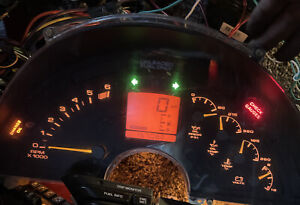 1994, 1995, 1996 Chevrolet Corvette C4 Instrument Gauge Cluster Dash